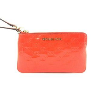 MICHAEL KORS Wristlet - Orange
